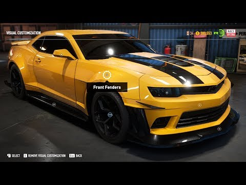Need for Speed Payback - EPIC CUSTOMIZATION!! (Need for Speed: Payback, Part 4)