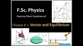 force vector and equilibrium 1 the problem statement, all variables and given/known data an object is at equilibrium if all the forces on it add up to zero there's a beam which.