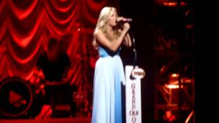 Carrie Underwood - I Told You So (featuring Randy Travis)