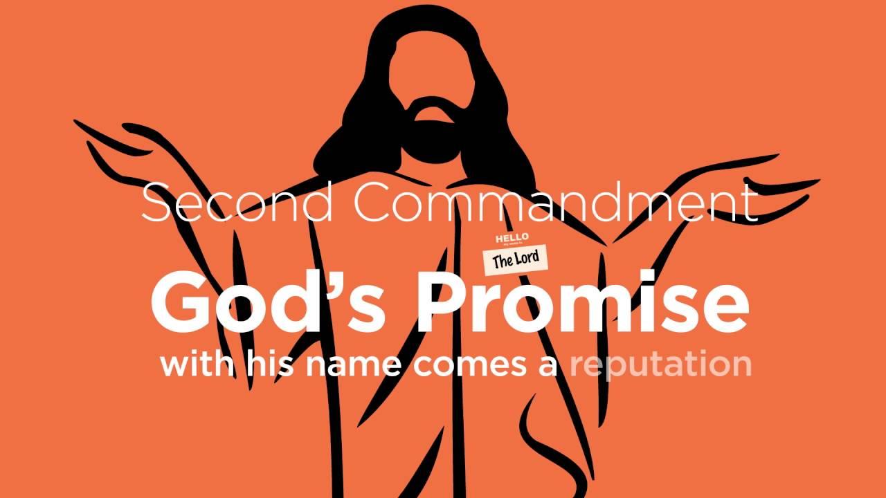Second commandment