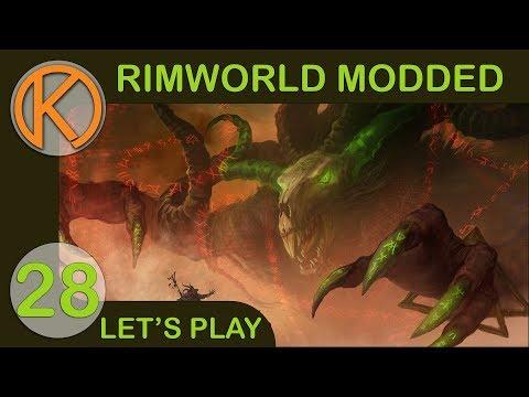 Thet Plays Rimworld 1 0 Part 226: Retaliation [Modded]