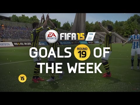 FIFA 15 Goals of the Week 19