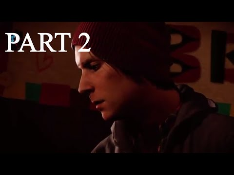 Infamous Second Son Gameplay Walkthrough Part 2-Mission Welcome to Seattle!No Commentary!