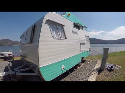 Jimmy Hill's 1968 Scotty Honeycomb campground Grant Al