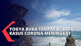 Tempat Wisata Dibuka, Kasus Covid-19 di Yogyakarta Melonjak