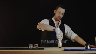 How to Make The BlowJob Shot - Best Drink Recipes