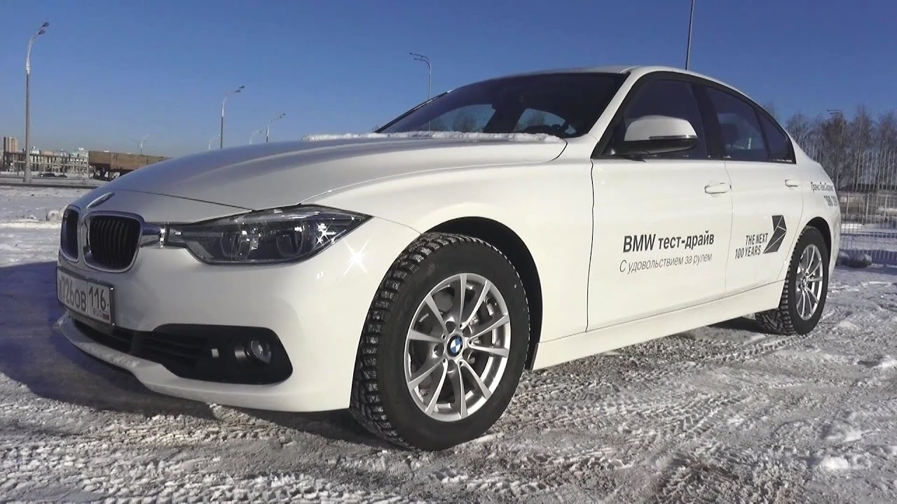 2016 Bmw 320i At F30 Start Up Engine And In Depth Tour Youtube