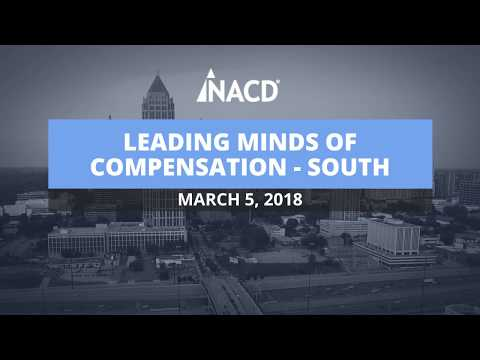 2018 Leading Minds of Compensation - South