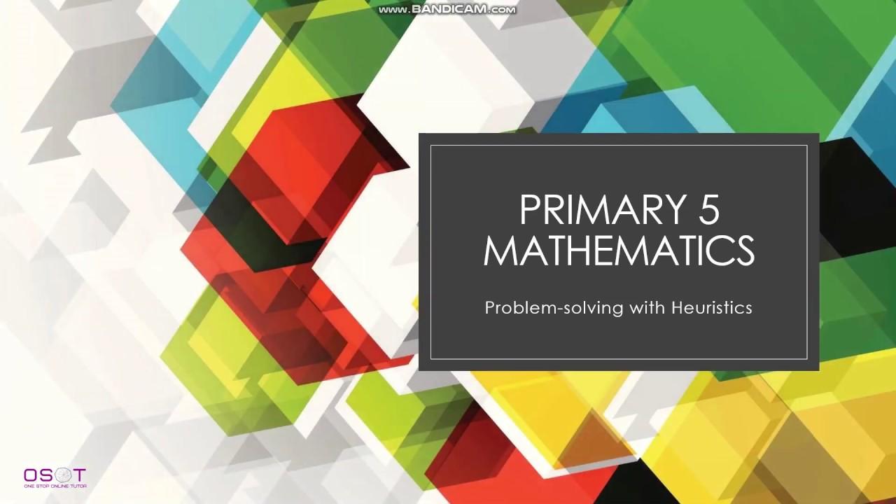 Volume: Make a list method - Primary 5 Mathematics (Singapore Syllabus)