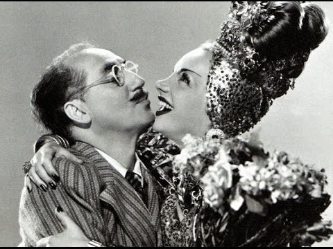 Copacabana (1947) Carmen Miranda & Groucho Marx [Full Movie]