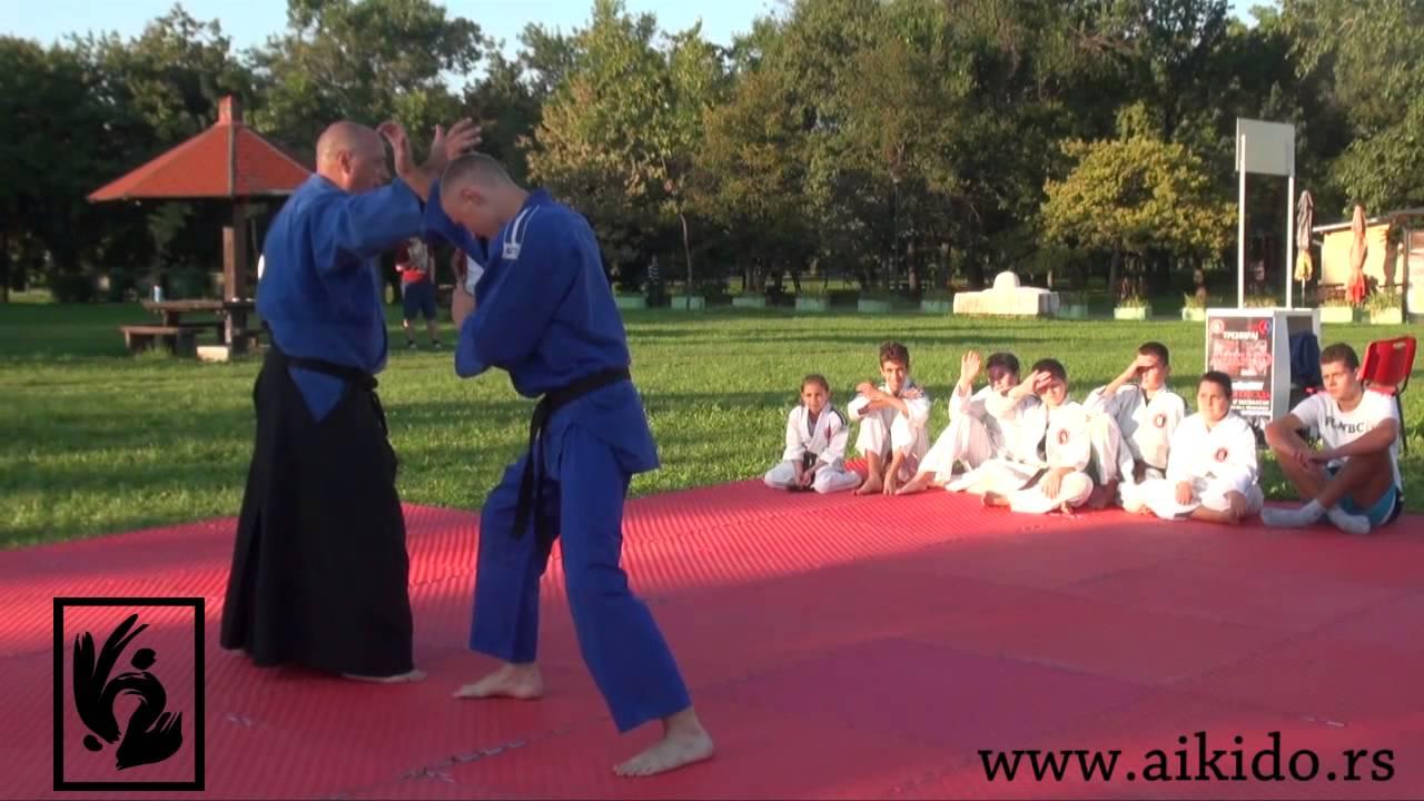Javni aikido trening | Aikido akademija | Festival obrazovanja i sporta | Ada Ciganlija