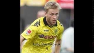 Top 10 Beste Voetballers 2012/2013