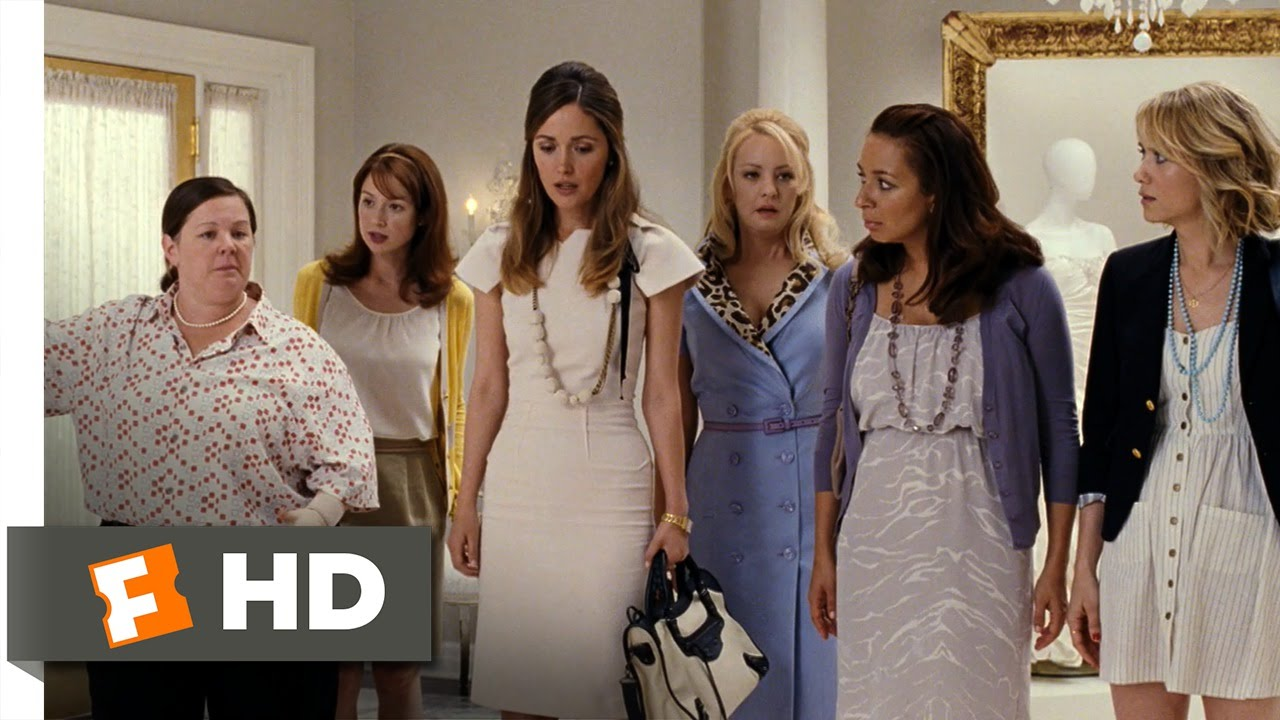 Bridesmaids Movie Online | Bridesmaids Official Trailer 1 2011 Hd Youtube