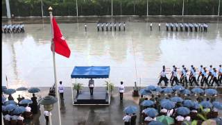 輔警結業會操 (Auxiliary Police Passing-out Parade)