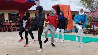 dance k-pop international dan indonesia. perpisahan kereeeenn!!