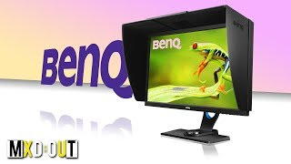 BenQ SW2700PT Pro QHD 27-inch IPS Monitor Review