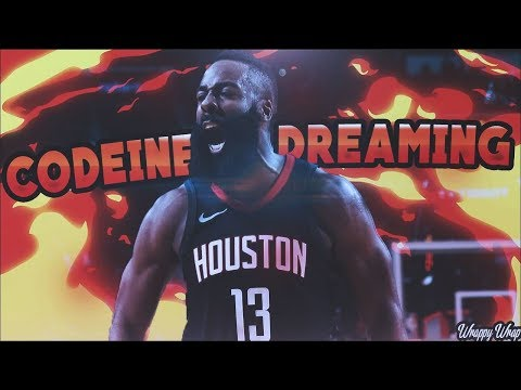 """James Harden Mix 2018 - """"Codeine Dreaming"""" ᴴᴰ (200 Subscriber Special)"""
