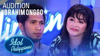 Ibrahim Onggo - One In A Million You | Idol Philippines Auditions 2019
