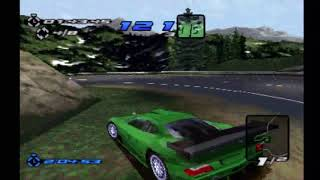 Need For Speed 3 Hot Pursuit | Rocky Pass | Hot Pursuit Race 210