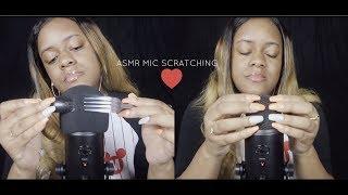 ASMR Intense Microphone Scratching (Brain Scratching)