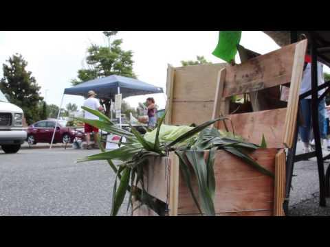 Catawba County Public Health Farmers Market