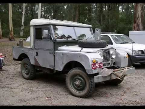 land rover series 1 youtube. Black Bedroom Furniture Sets. Home Design Ideas