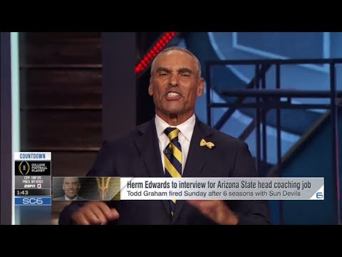 Will Herman Edwards be the next coach of Arizona State football? | SC6 | ESPN