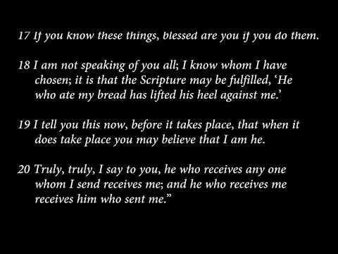 john 13:16-20 - YouTube