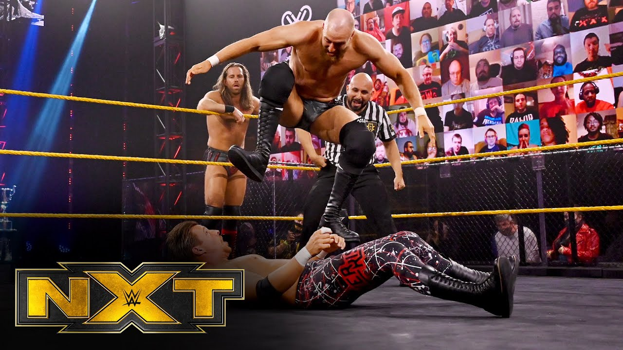 Download Grizzled Young Veterans vs. Ever-Rise – Dusty Rhodes Tag Team Classic: WWE NXT, Jan. 13, 2021