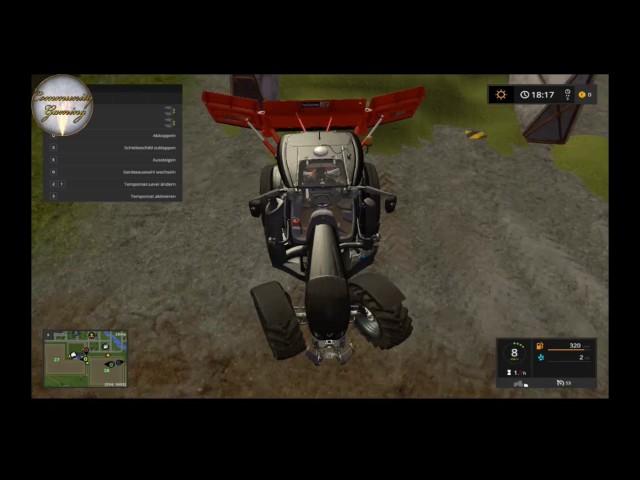 Let's Play Landwirtschafts Simulator 2017   Justins Versprechen   Folge #013