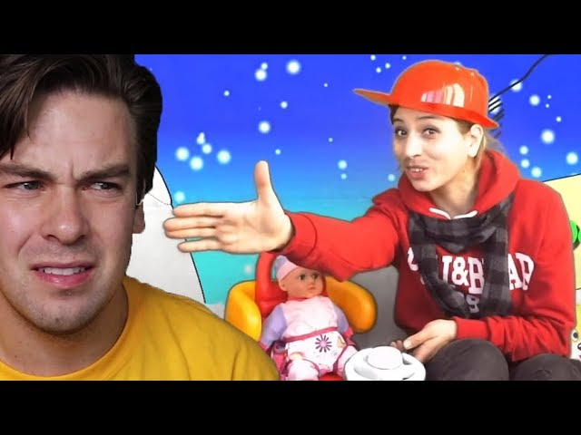 The Weird World of Children's Content on YouTube