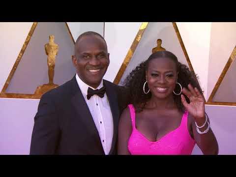 Oscars 2018 Arrivals: Viola Davis