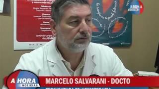 MARCELO SALVARANI   DOCTOR   TECNICATURA EN HEMOTERAPIA