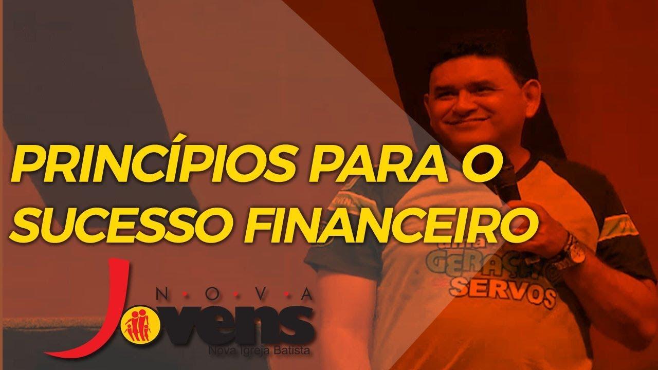 PRINCÍPIOS PARA O SUCESSO FINANCEIRO