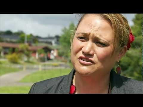 Carmel Sepuloni is going head to head with National's Paula Bennett Tagata Pasifika TVNZ 24 Nov 2011