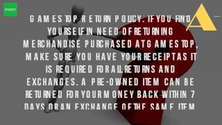 What Is The Return Policy For Gamestop?