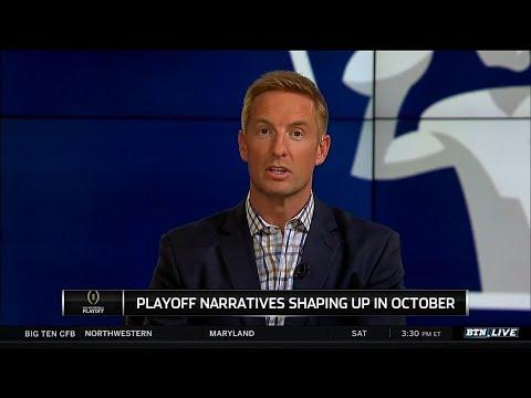 Joel Klatt Talks Big Ten Football