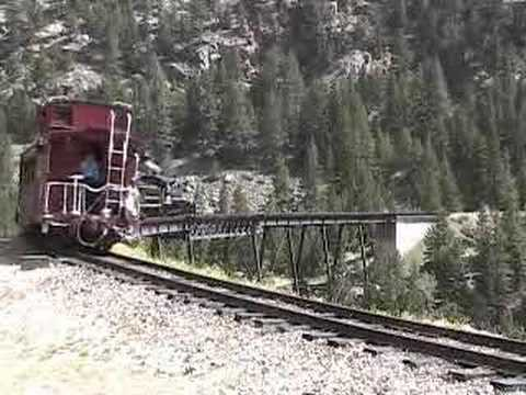 Georgetown Loop RR High Bridge mini-feature 20min
