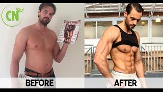 -20kg Transformatie Joel Beukers