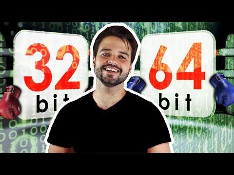Processadores 32-bit vs 64 bit: qual a diferença?