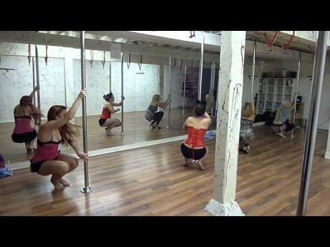 Intro to Pole Dance Class Calgary