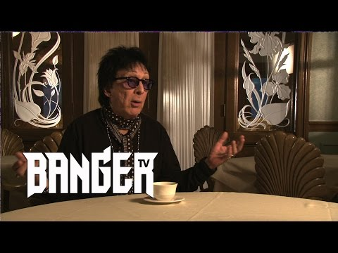 KISS ex-drummer Peter Criss interviewed in 2011 about growing up on jazz | Raw & Uncut