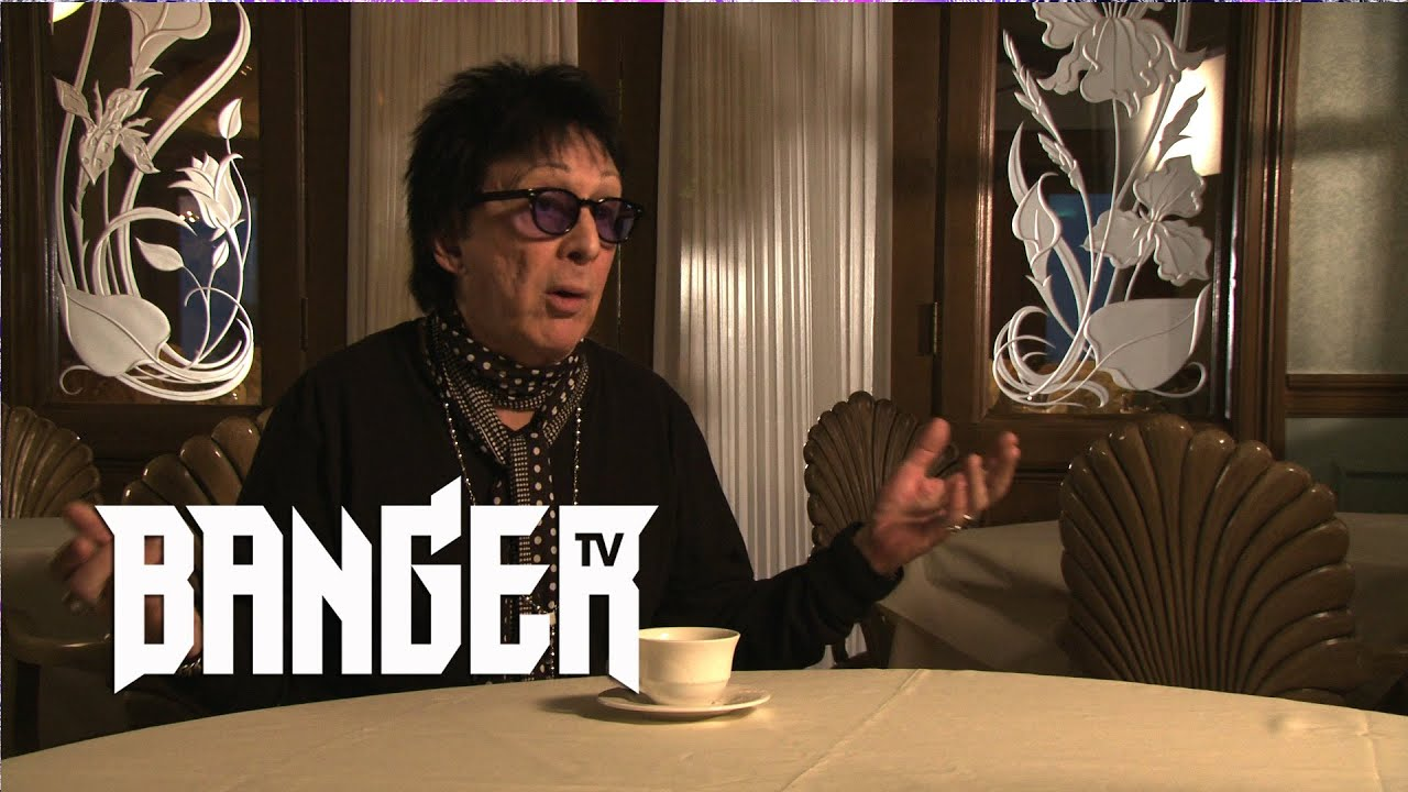 KISS ex-drummer Peter Criss on growing up on jazz | Raw & Uncut episode thumbnail