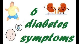 6 diabetes symptoms you should never ignore