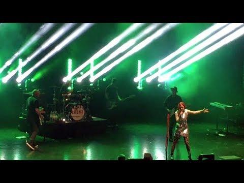 Garbage (mostly) Full Concert 8/9/2017 Hard Rock Live in Orlando, FL Rage & Rapture Tour