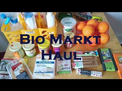 Bio Markt Haul 3/2015 - Haushalt / Food / Fertigprodukte / Süßkram :3 [Vegan]