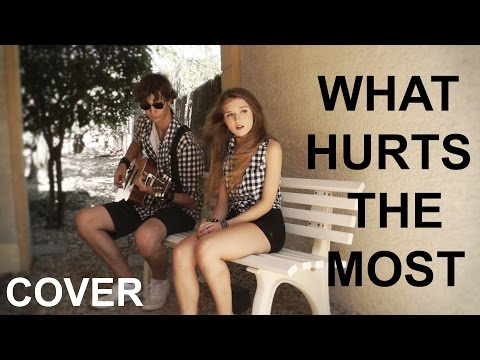 RASCAL FLATTS - WHAT HURTS THE MOST (ft. Audrey Vidal) [COVER]
