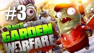 Обложка РЕВИЗОР ЗАХВАТ 3 Plants Vs Zombies Garden Warfare HD играем первыми