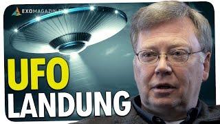 DIE UFO-BEGEGNUNG DES JAMES PENNISTON | ExoMagazin