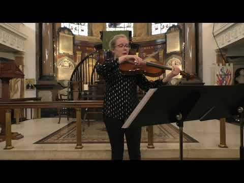 Statue Of The Earth For Solo Singing Viola   Katherine Clarke